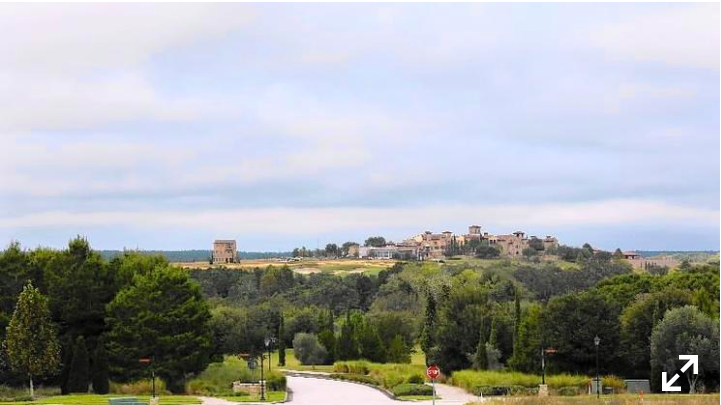Bella Collina, in Montverde, is set amid scenic, hilly terrain. (File photo)