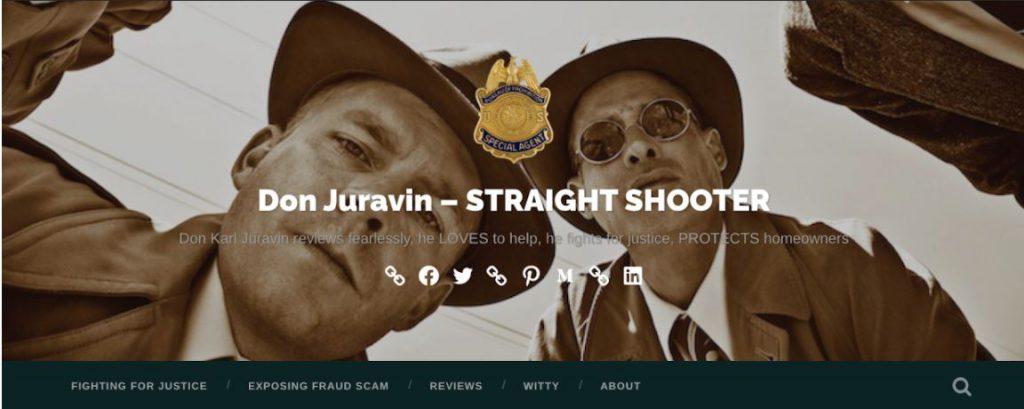 Don Juravin WordPress