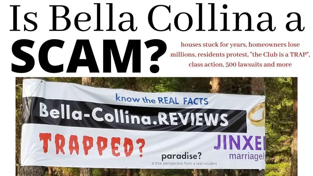 IS BELLA COLLINA A SCAM