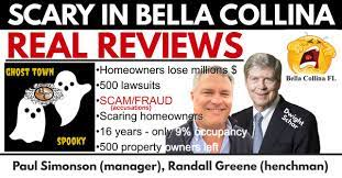 SCARY IN BELLA COLLINA REAL REVIEWS