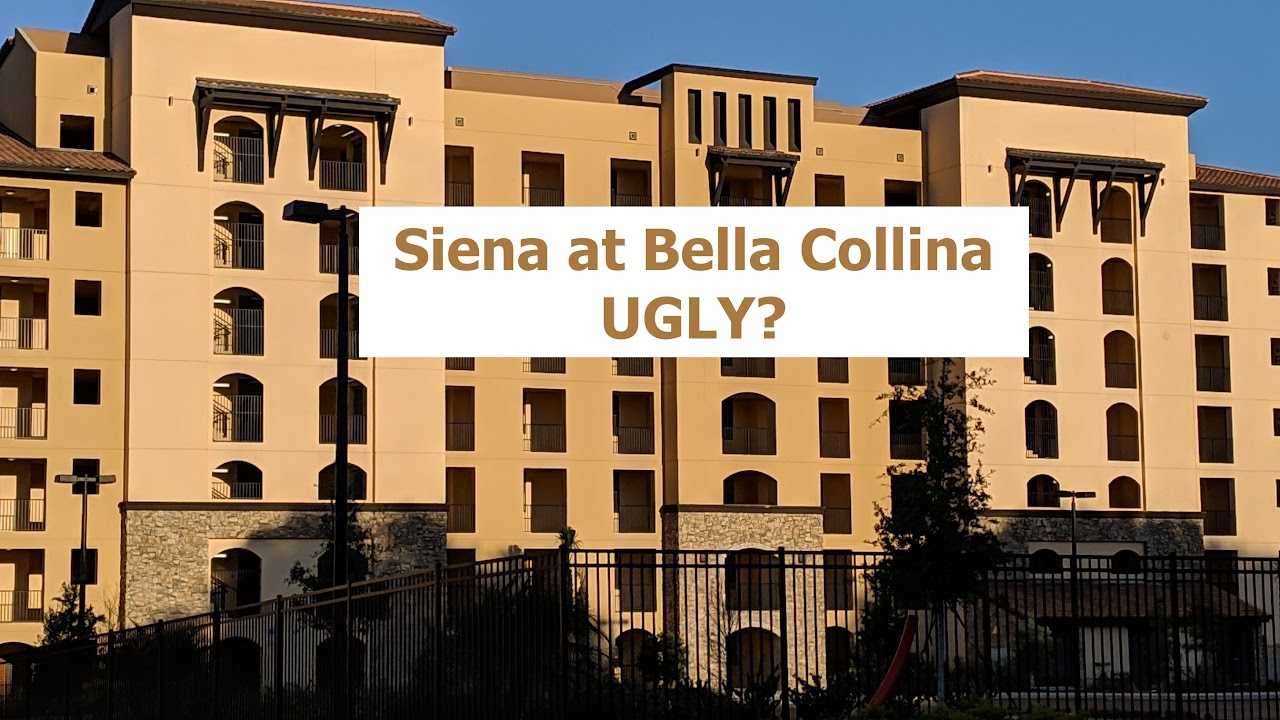 Siena Bella Collina UGLY