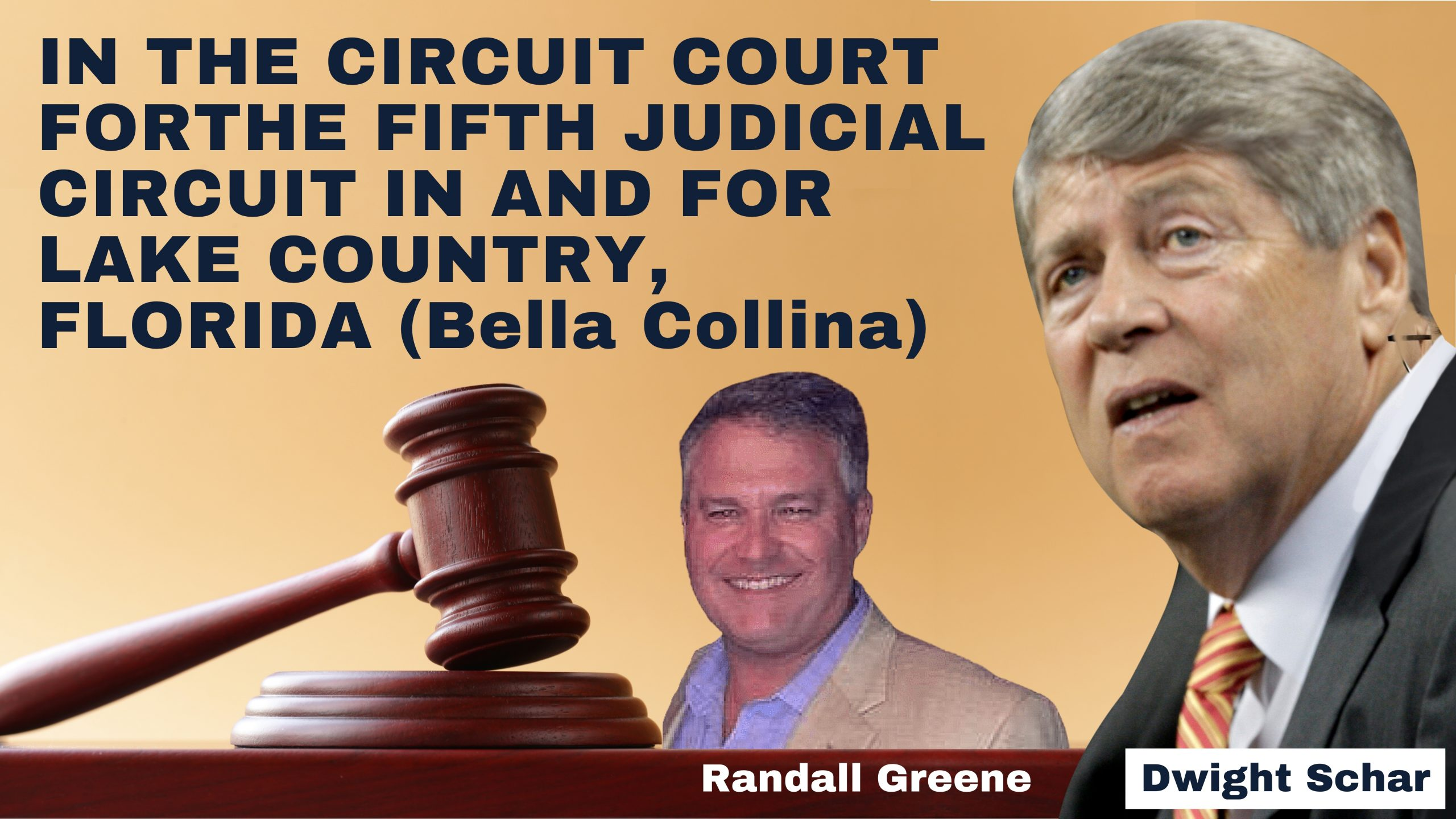 IN THE CIRCUIT COURT, FIFTH JUDICIAL CIRCUIT, LAKE COUNTY, FLORIDA APPELLATE DIVISION